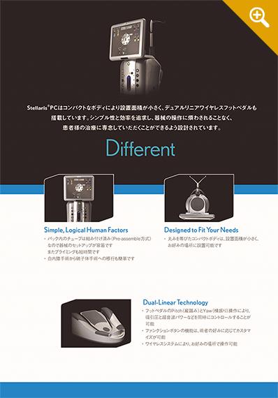 硝子体手術装置『Stellaris PC』